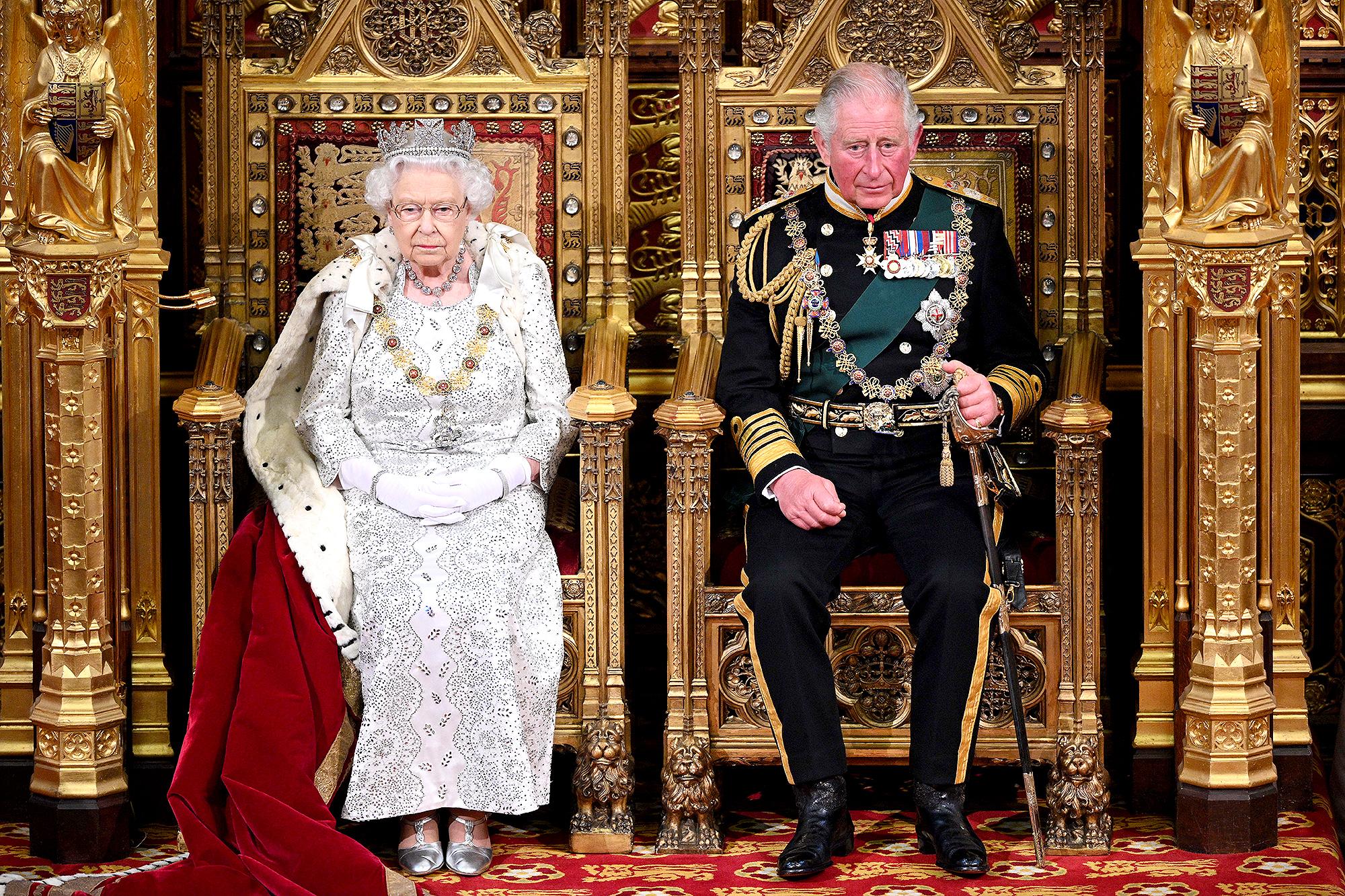 Inside Prince Charles Plans If Queen Elizabeth II Steps Down