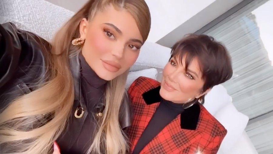 Inside the Kardashian-Jenner Family's Thanksgiving 8