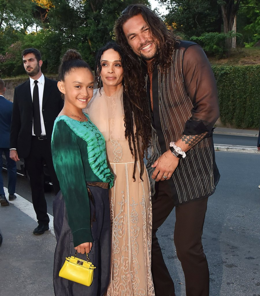 Jason Momoa Admits to Crying When His Daughter Lola Turned 13