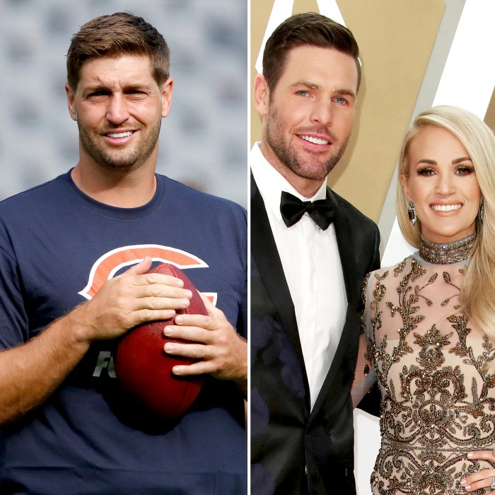 Jay Cutler Spends Thanksgiving With Carrie Underwood and Mike Fisher