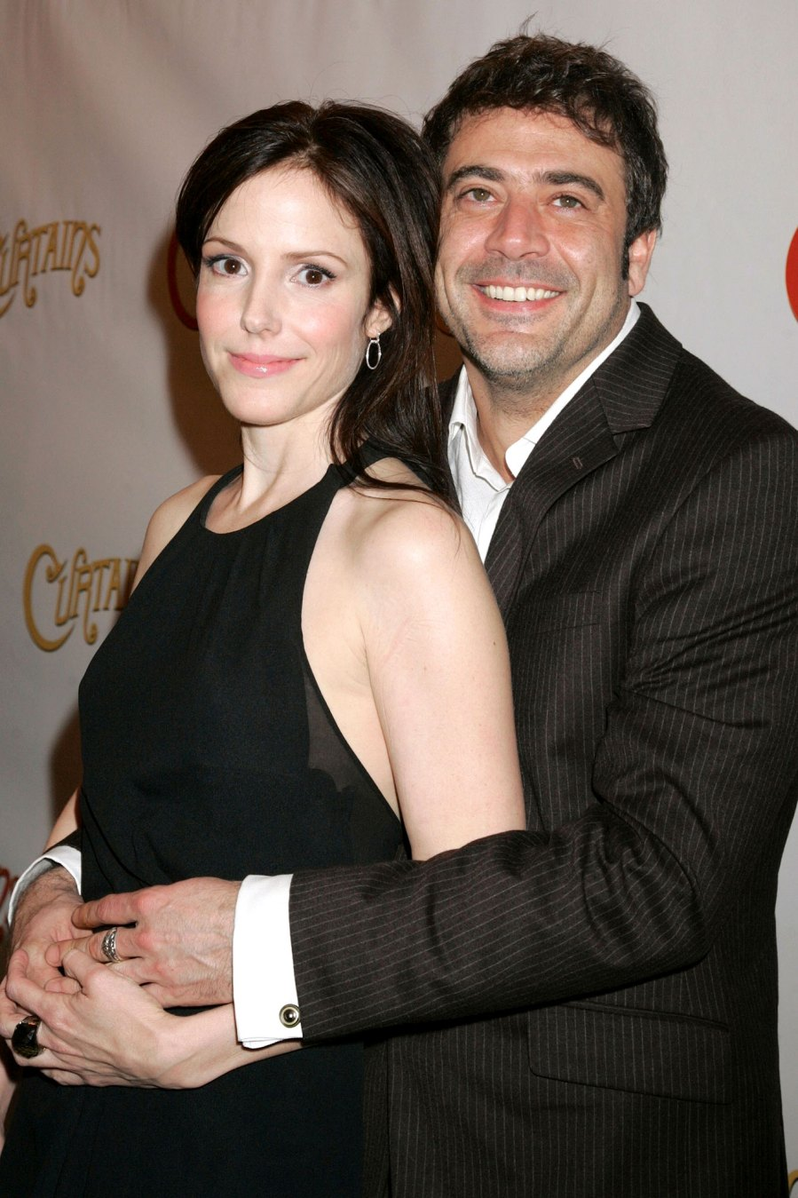 Jeffrey Dean Morgan and Mary-Louise Parker Hollywood Couples Who Called Off Their Engagement
