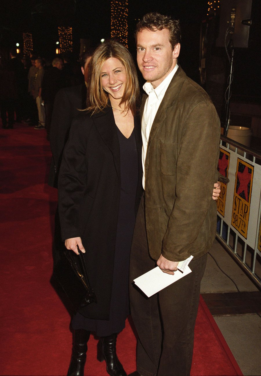 Jennifer Aniston and Tate Donovan Hollywood Couples Who Called Off Their Engagement