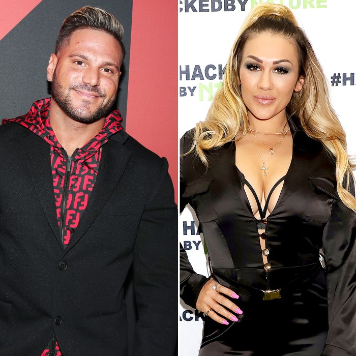 Jersey Shore Cast Says Ronnie Ortiz-Magro New Version Himself After Jen Harley Drama