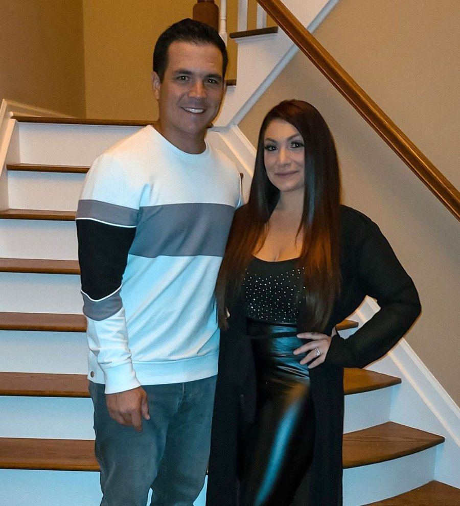 Jersey Shore Pregnant Deena Cortese Reveals Sex of 2nd Child With Christopher Buckner Promo