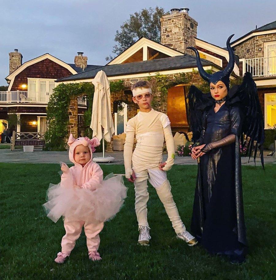 Cute Costume! See Jessica Simpson and Eric Johnson's Daughter Birdie's Album