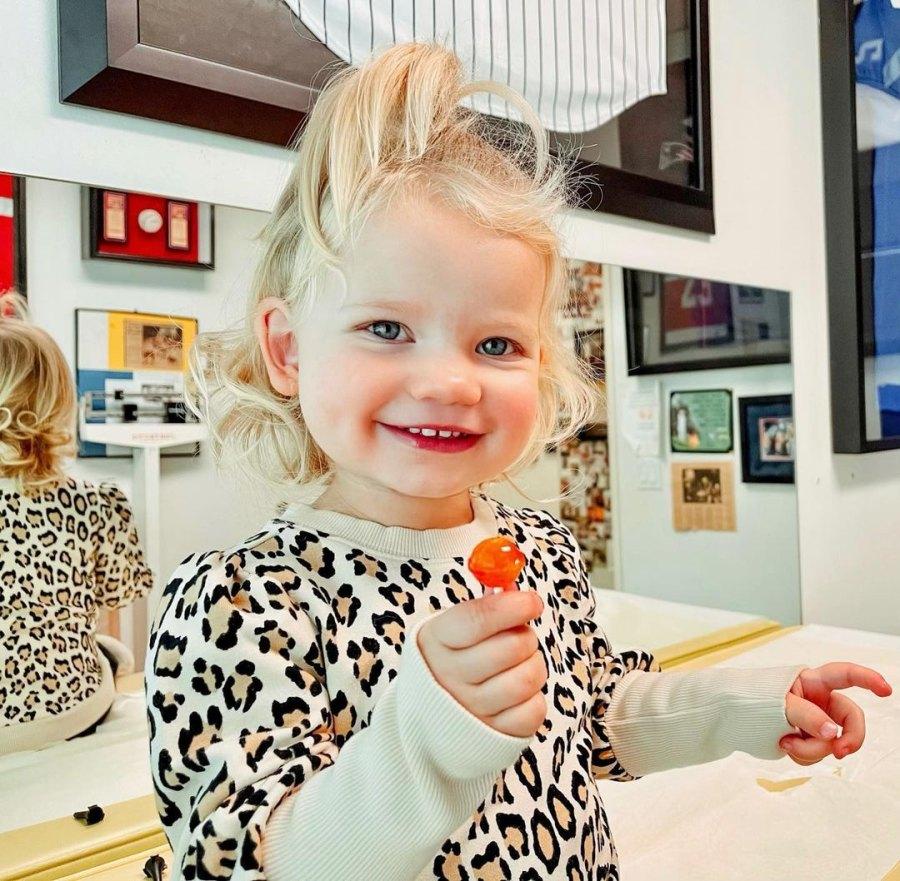 Jessica Simpson's Daughter Birdie Is Still Smiling Amid Sinus Infection 2