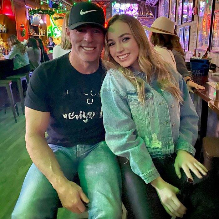 Jim Edmonds y su hija Hayley critican a Meghan King por el diagnóstico 1 de coronavirus