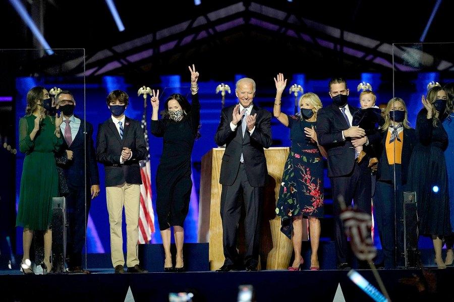 Joe Biden family album