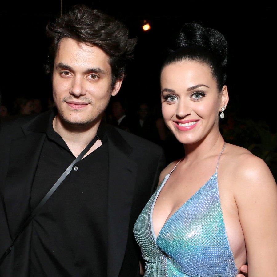 John Mayer Dating History Katy Perry