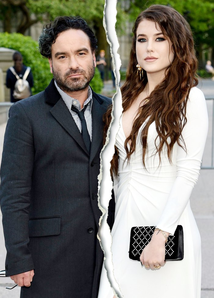 Johnny Galecki Splits From Girlfriend Alaina Meyer After Nearly 2 Years Together