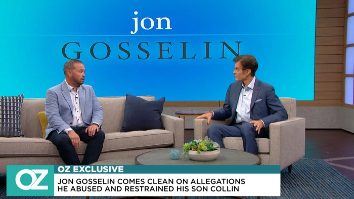Jon Gosselin Urges His Kids to Speak Out Amid Abuse Allegations