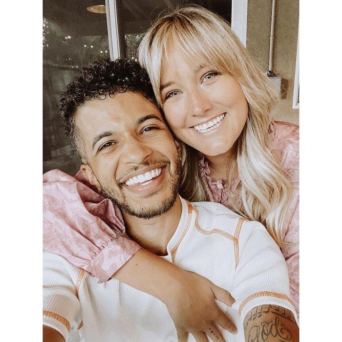 Jordan Fisher Marries Ellie Woods After Postponing Their Wedding Amid the Coronavirus Pandemic
