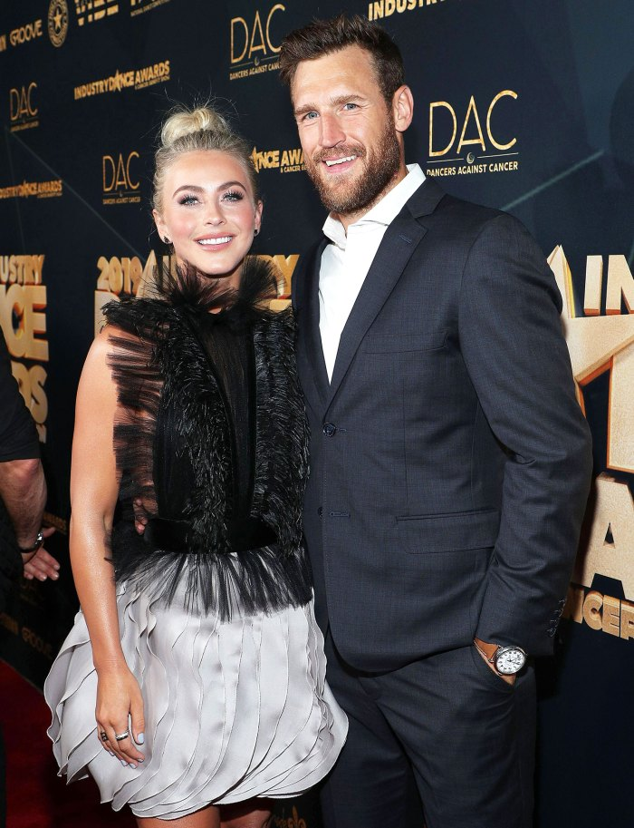 Julianne Hough Says She Got a Little Lost in Past Relationship