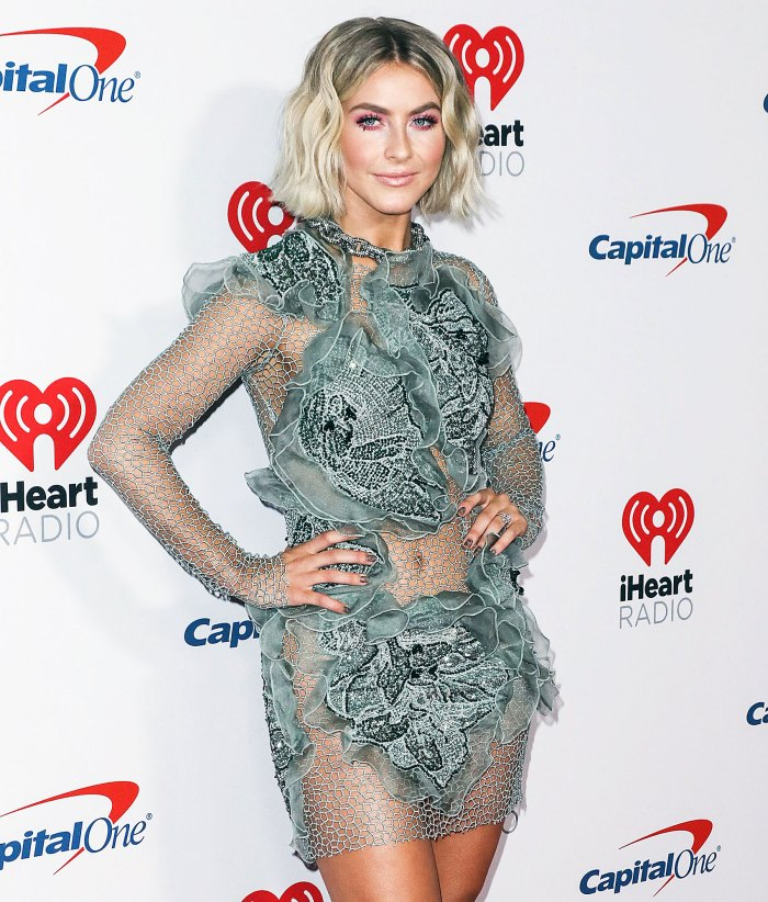 Julianne Hough at the iHeartRadio Music Festival Julianne Hough Says She Got a Little Lost in Past Relationship