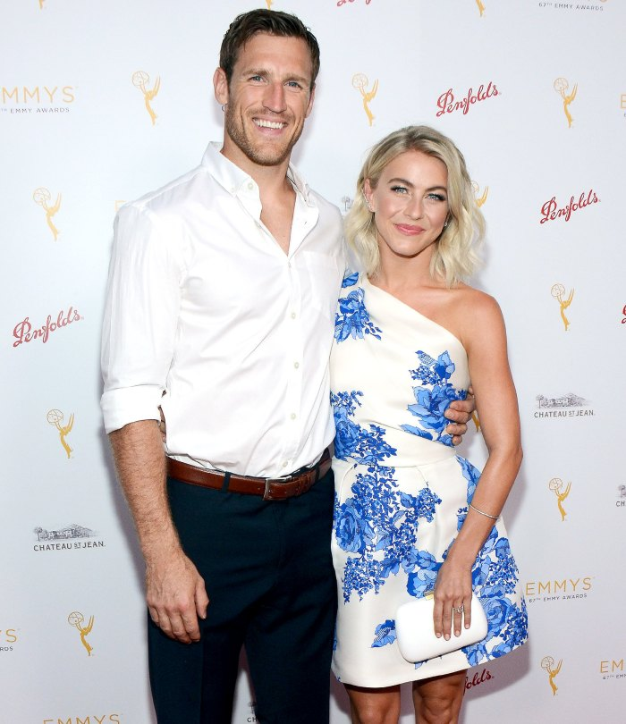 Julianne Hough y Brooks Laich no pudieron superar sus problemas