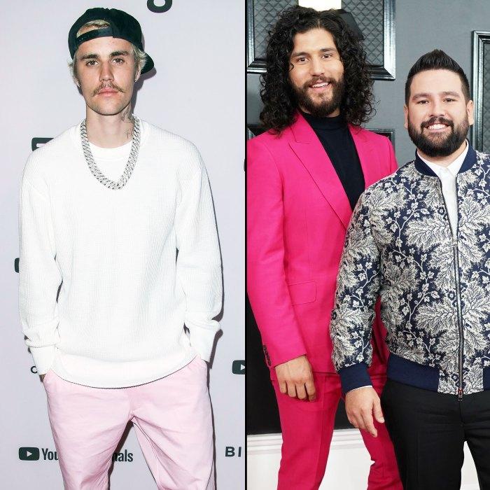 Justin Bieber se vuelve country por 10000 horas de actuación con Dan y Shay en los CMA 2020