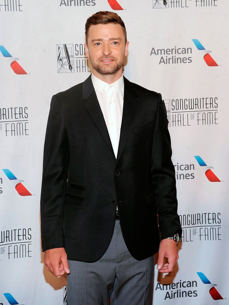 Justin Timberlake Stars Who Give Back to Charity