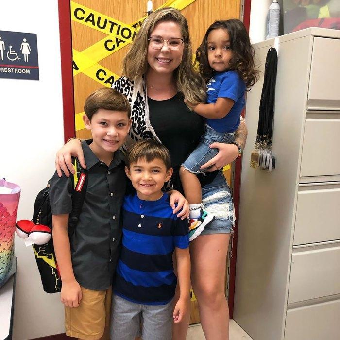 Kailyn Lowry dice que 'podría haber terminado' teniendo hijos después del cuarto hijo: 'no en mi radar'