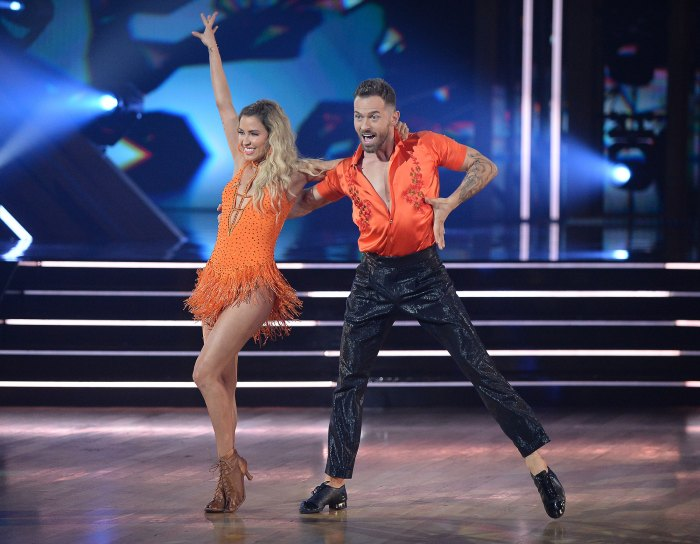 Resumen de Kaitlyn Bristowe y Artem Chigvintsev bailando con las estrellas