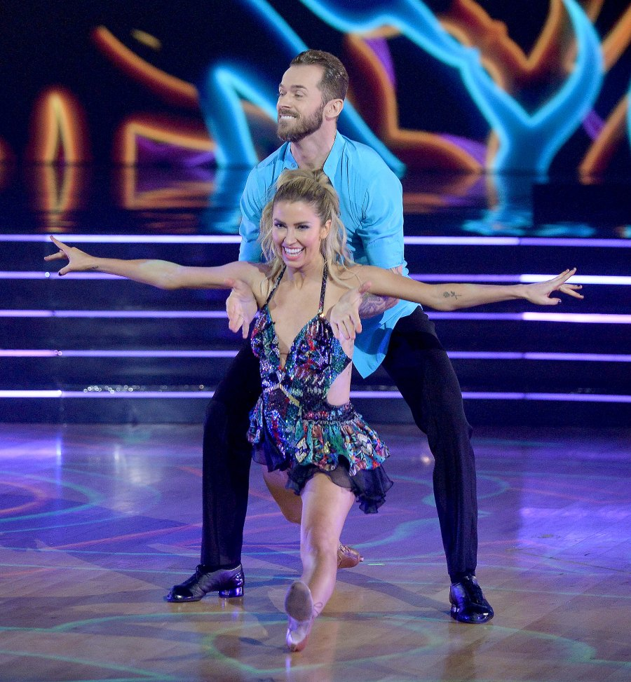 Kaitlyn Bristowe and Artem Chigvintsev dancing with the stars recap