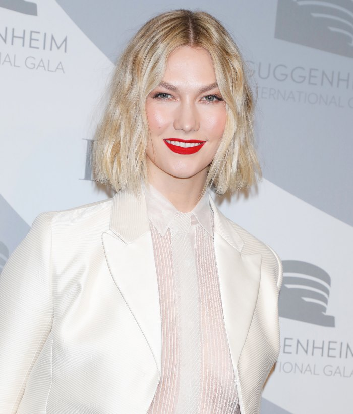 Karlie Kloss Confirms Pregnancy With Bare Bump Video 1