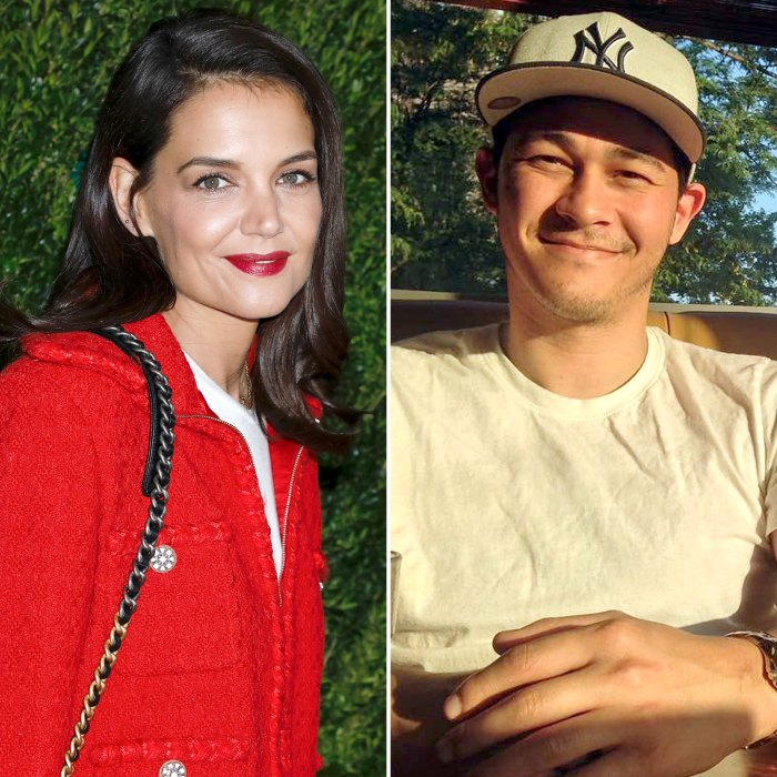 Katie Holmes Thinks Emilio Vitolo Jr Romance Can Go All Way