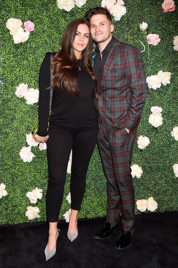 Katie Maloney confirma que ella y Tom Schwartz están tratando de quedar embarazada Vanderpump Rules Baby Boom
