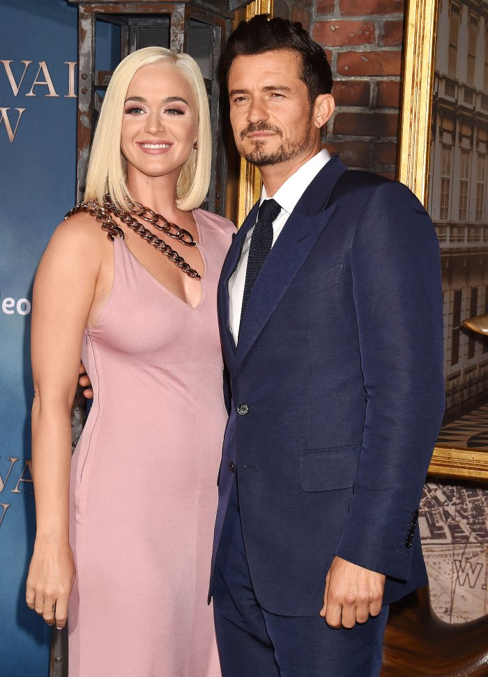 Katy Perry Performs for First Time Since Welcoming Daughter Daisy With Orlando Bloom American Music Awards 2020