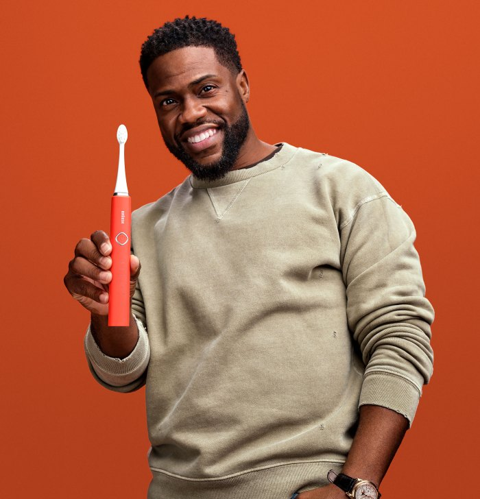 Kevin Hart Has a Surprising New Gig in the Beauty Industry