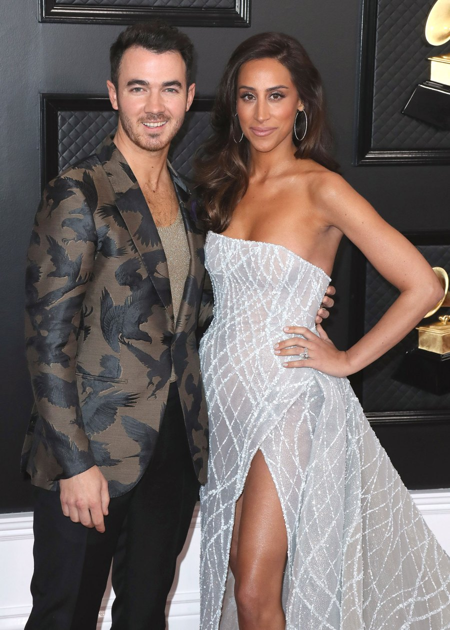 Kevin Jonas and Danielle Jonas Stars Who Fell in Love With Non-Famous People