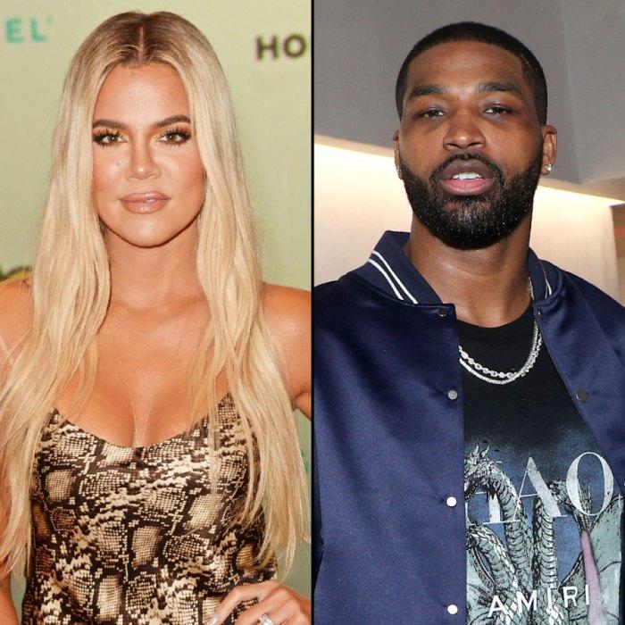 Khloe Kardashian le dice a Tristan Thompson que lo ama pero que no está enamorada de él