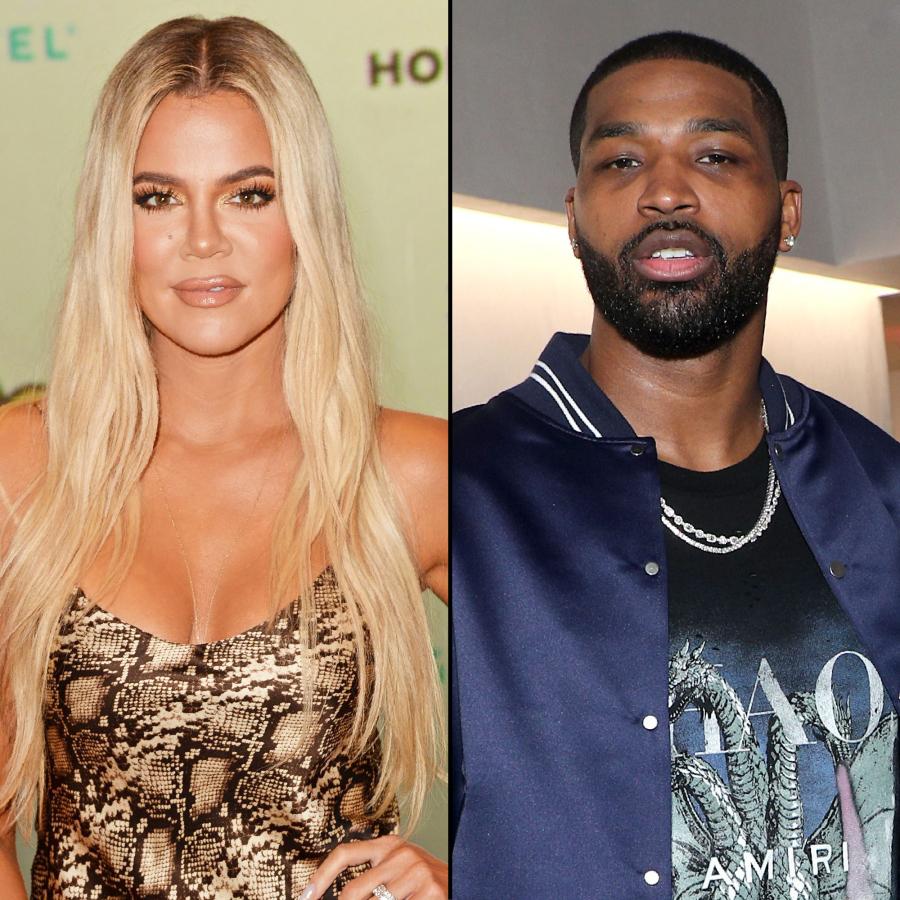 Khloe Kardashian Tells Tristan Thompson She Loves Him but Isn't in Love With Him