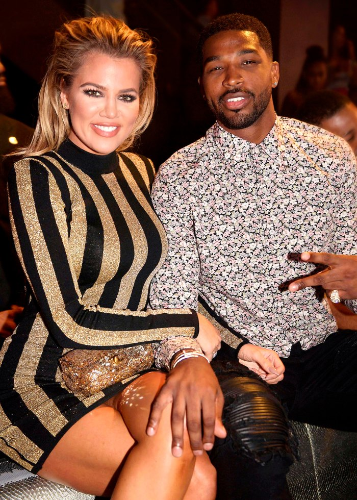 Khloe Kardashian and Tristan Thompson Will Be 'Co-Living Together' After Athlete Signs Boston Celtics Deal