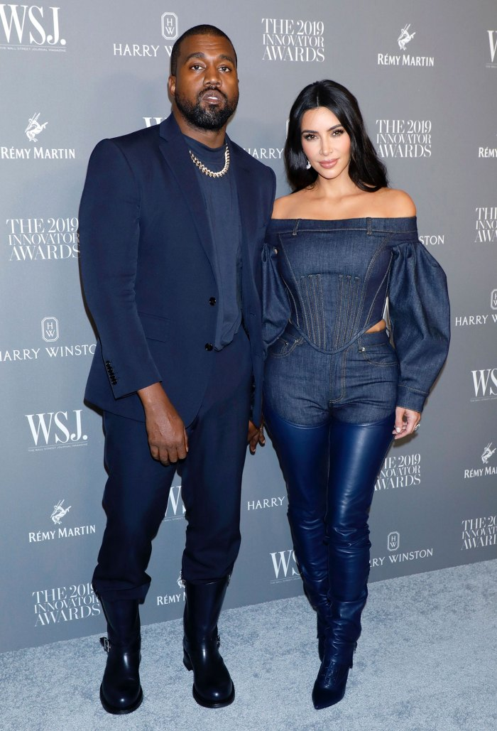 Kim Kardashian Shares Photos With Kanye West After Congratulating Joe Biden on Victory