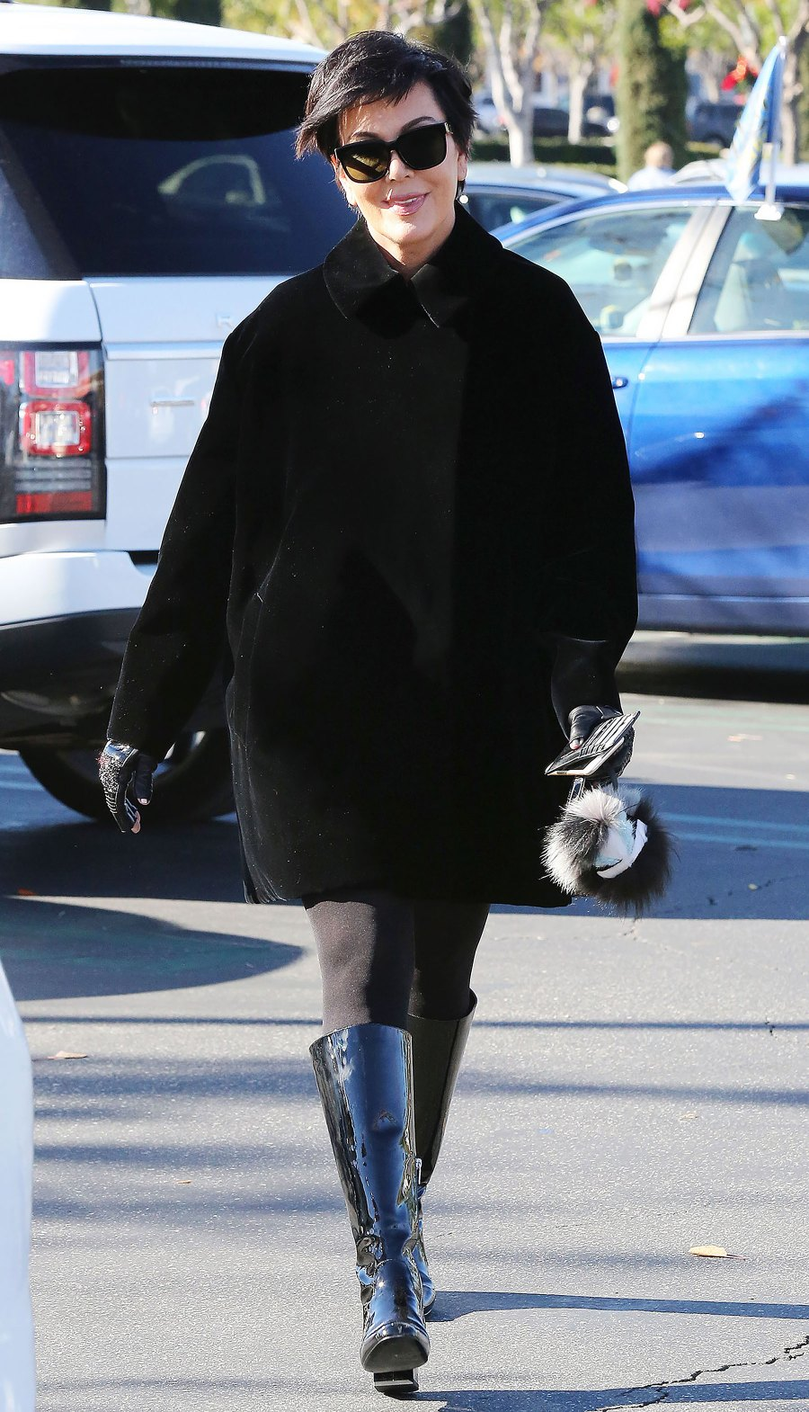 See Kris Jenner's Style Evolution in Honor of Her 65th Birthday
