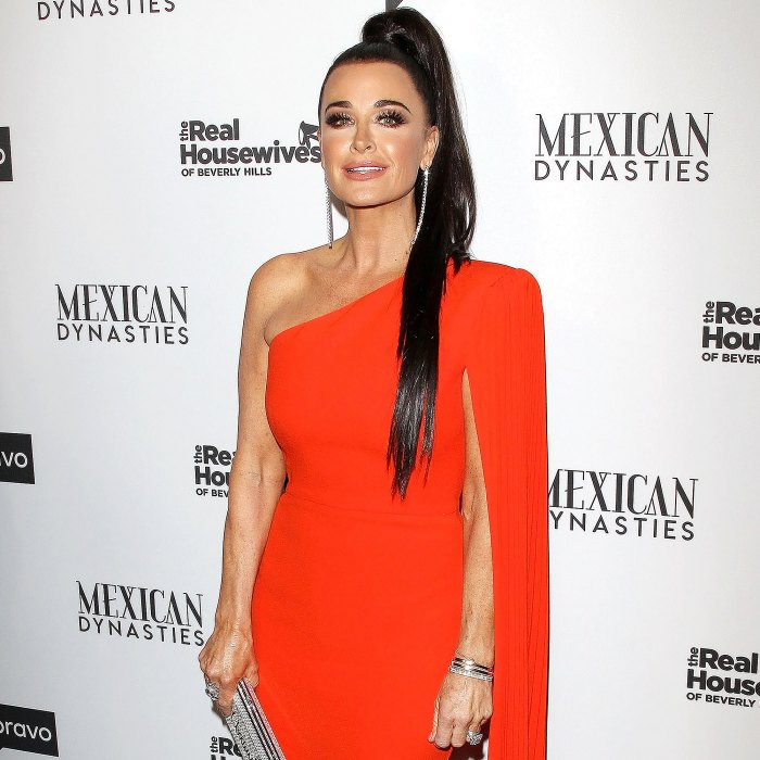 Kyle Richards Shares RHOBH Reunion Photo That Got Her Trouble