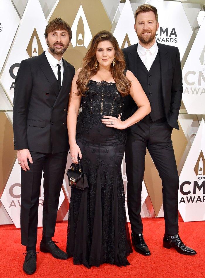 Lady A cancela la presentación de los CMA Awards 2020 debido a COVID-19