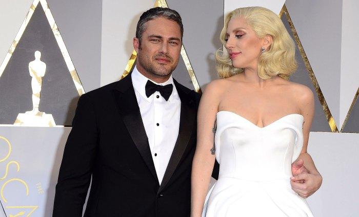 Lady Gaga reflexiona sobre su relación con su ex prometido Taylor Kinney mientras se enfrenta a Joe Biden