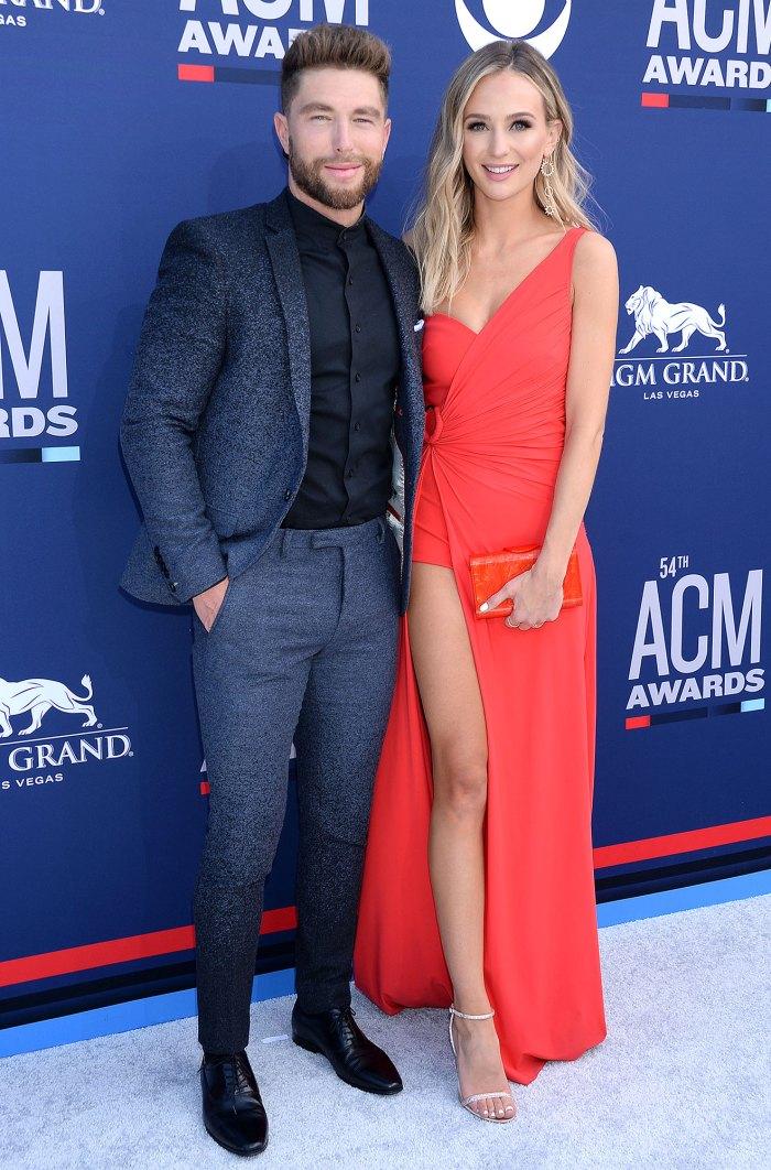 Lauren Bushnell está embarazada de su esposo Chris Lane