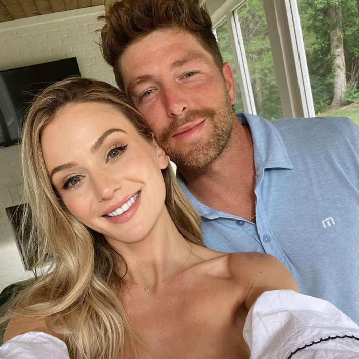 Lauren Bushnell está embarazada de su esposo Chris Lane