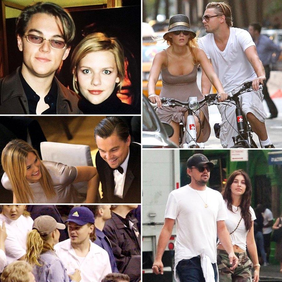 Leonardo DiCaprio Dating History Gisele Bundchen Blake Lively Camila Morrone