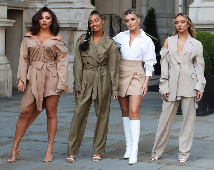 Little Mix's Jesy Nelson Is Taking an Extended Break From the Band