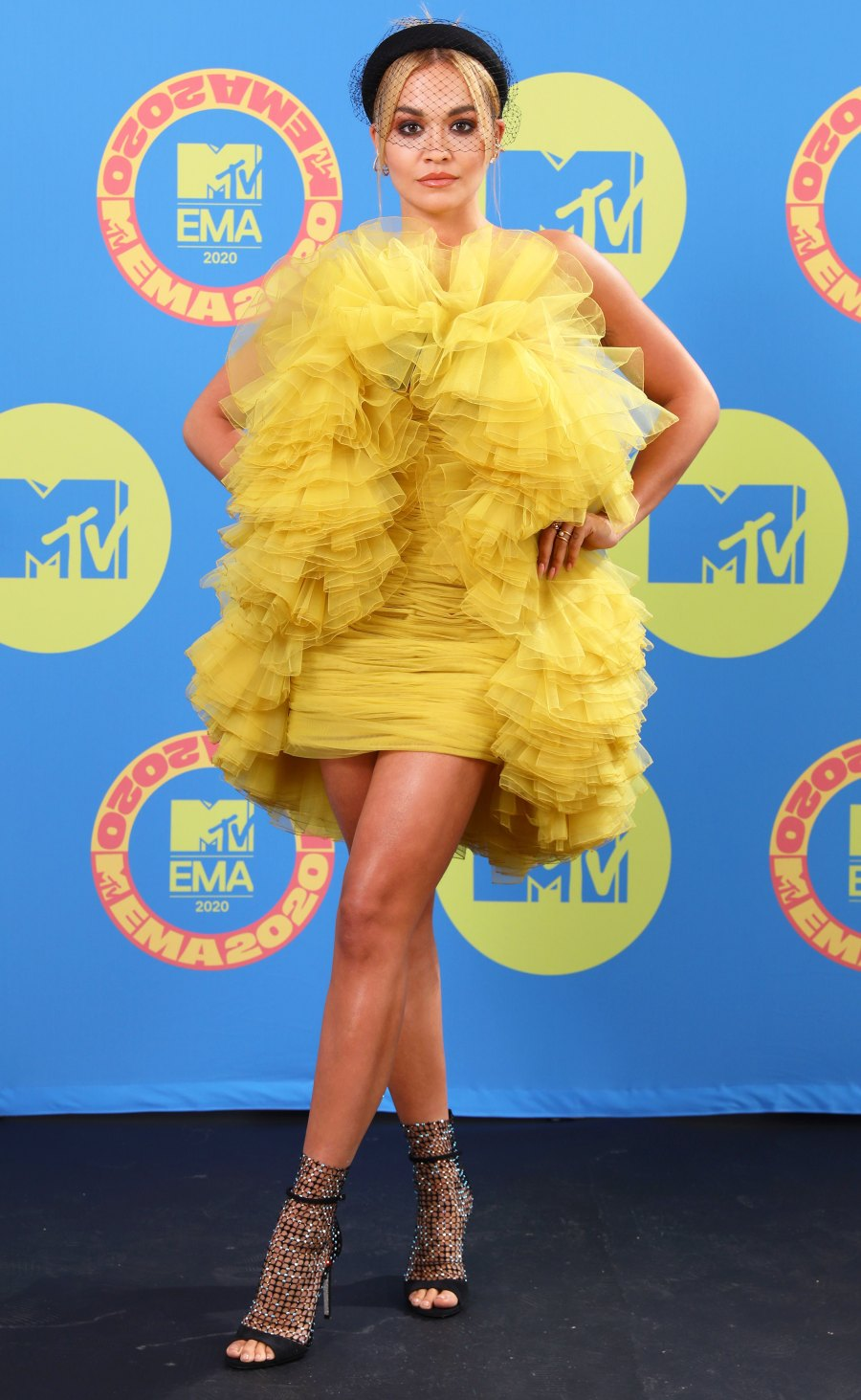 The Best Looks at the MTV Europe Music Awards Show