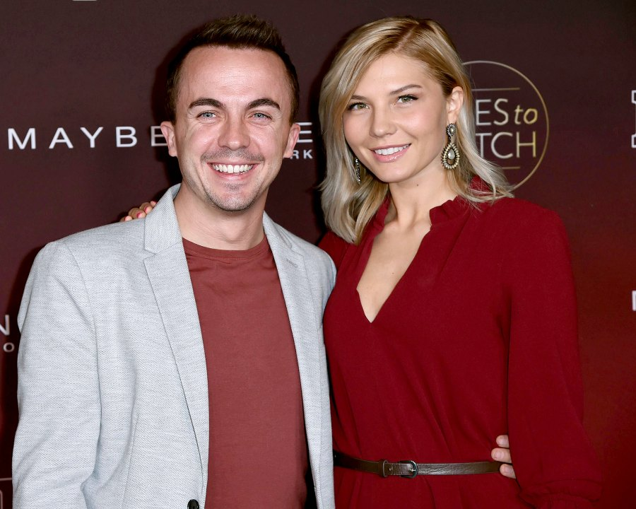 Malcolm in the Middle's Frankie Muniz Welcomes 1st Child With Wife Paige Price