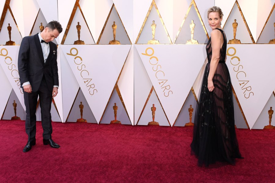 March 2018 Oscars Sam Rockwell and Leslie Bibb Relationship Timeline