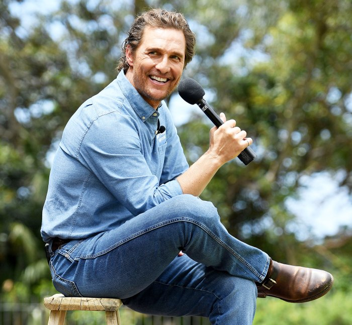 Matthew McConaughey Shares Possible Plans to Run for Texas Governor