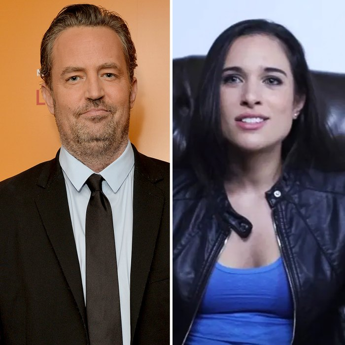 Matthew Perry Is Engaged to Girlfriend Molly Hurwtiz