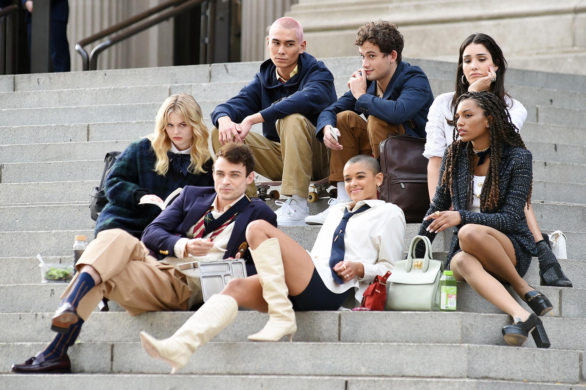 Gossip Girl' Cast: Meet the New Students