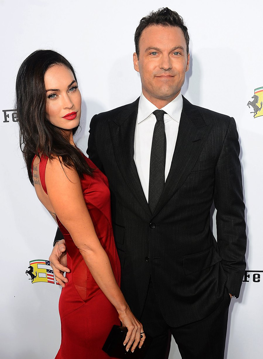 Megan Fox Officially Files for Divorce From Brian Austin Green 6 Months After Confirming Split