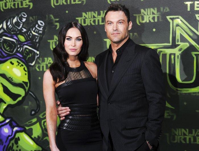 Megan Fox y Brian Austin Green han empeorado después de la separación